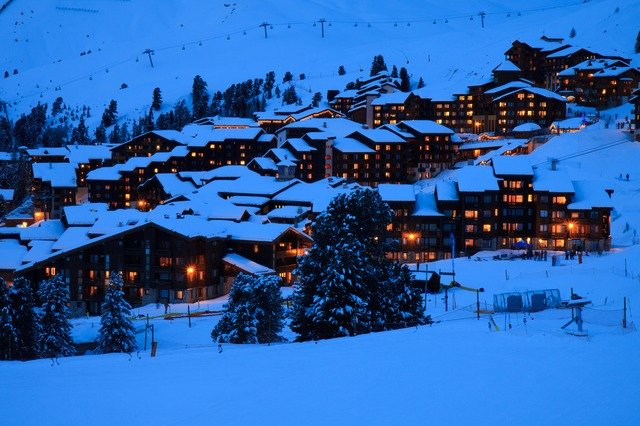 Trouver hébergement ski