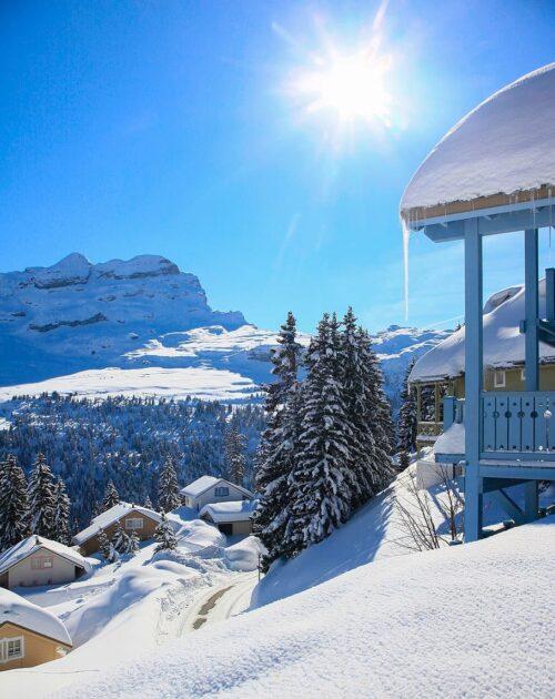 Partir au ski pour 800 € par personne la semaine