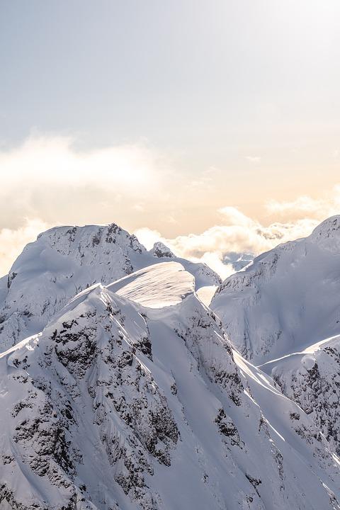 Glaciers alpes