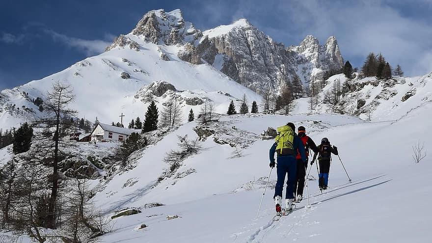 Randonnées ski