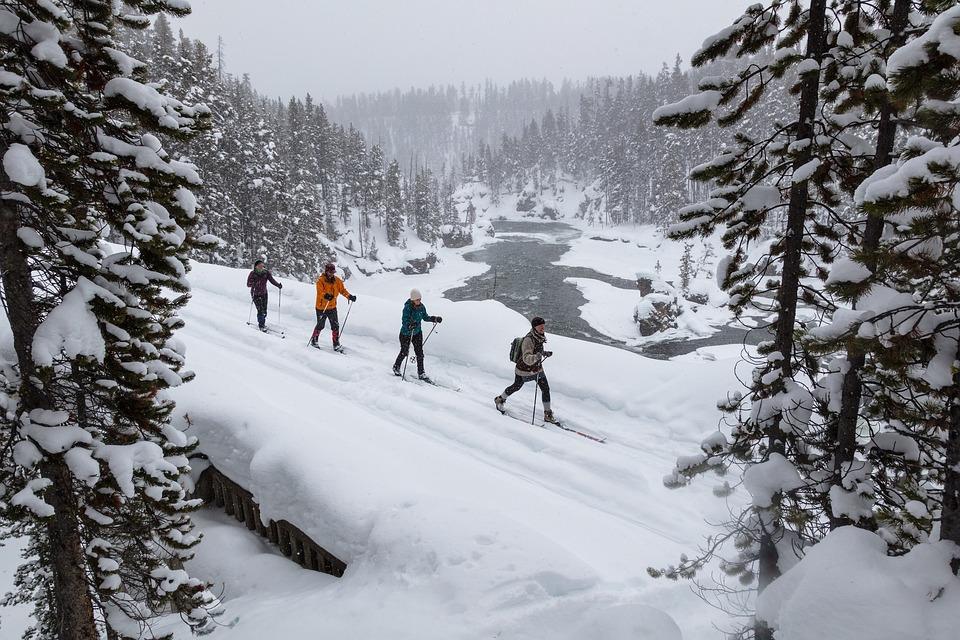 Où partir faire du ski de fond de France