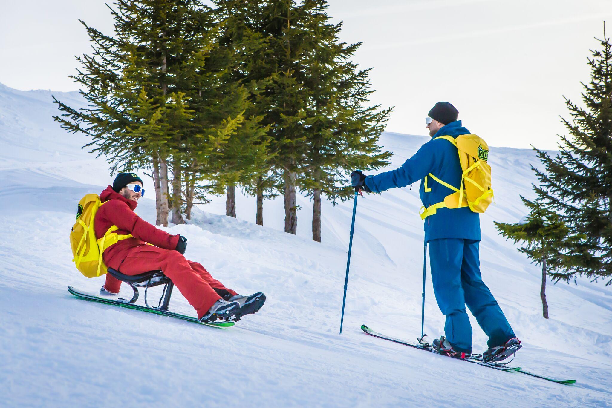 Top3 des activités insolites à faire cet hiver