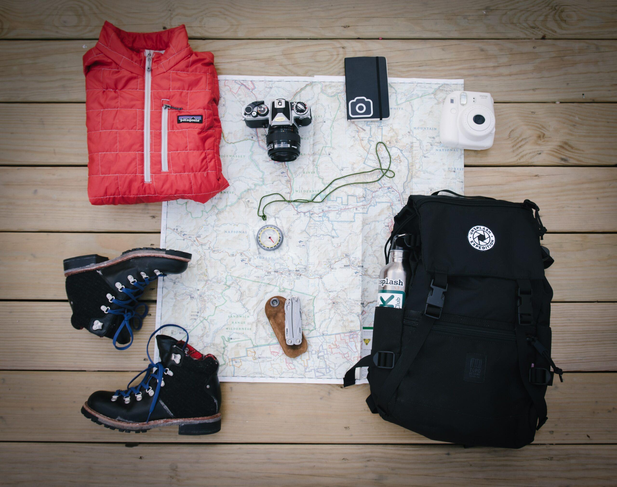 La check list du parfait skieur